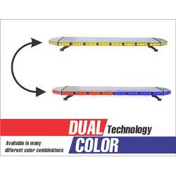 "48"" Dual Color Saber tir Light Bar"